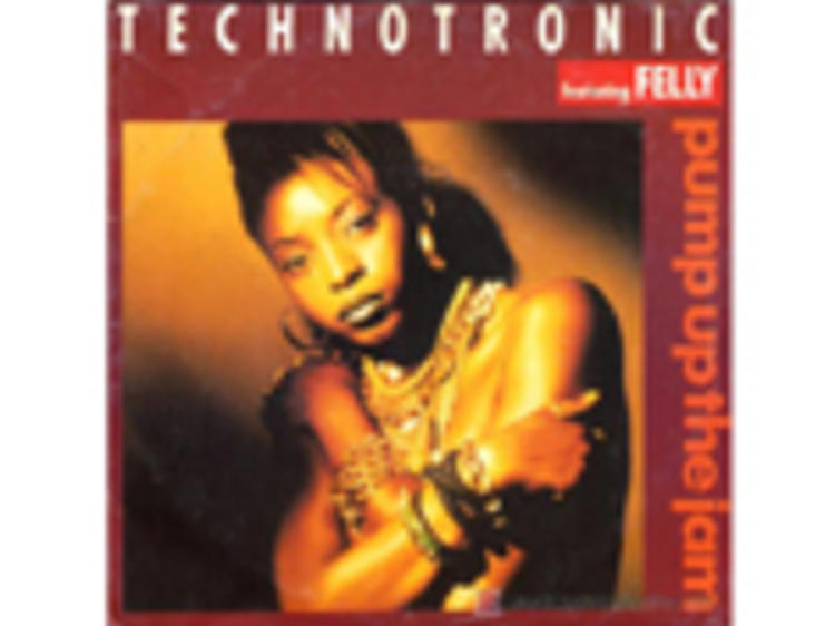 """""""Pump Up the Jam"""" by Technotronic"""