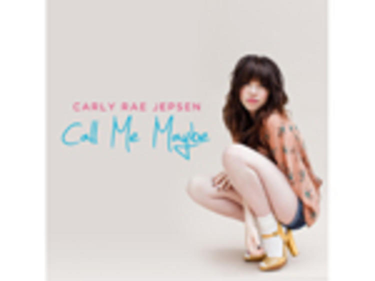 """""""Call Me Maybe"""" by Carly Rae Jepsen"""