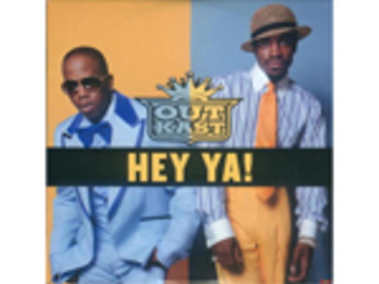"""""""Hey Ya!"""" by OutKast"""