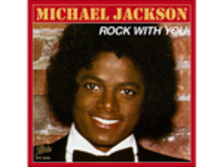 """""""Rock with You"""" by Michael Jackson"""