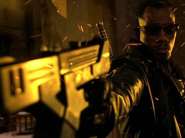Blade II, película de Guillermo del Toro