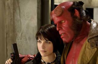 Hellboy, película de Guillermo del Toro