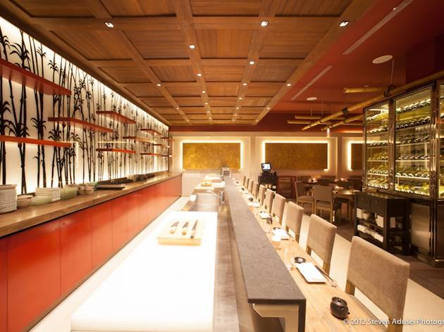 Santoku, one of Airport's newest restaurants, Accra, Ghana