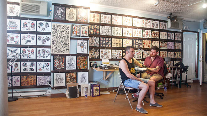 new york tattoo parlors gotham s best ink spots