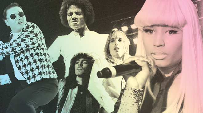 100 greatest dance-party songs