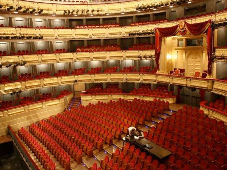 Il Postino (Teatro Real)