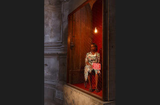 EXHIBIT B  (© Christophe Raynaud de Lage / Festival d'Avignon)