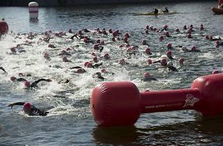 Virgin Active Health Clubs London Triathlon
