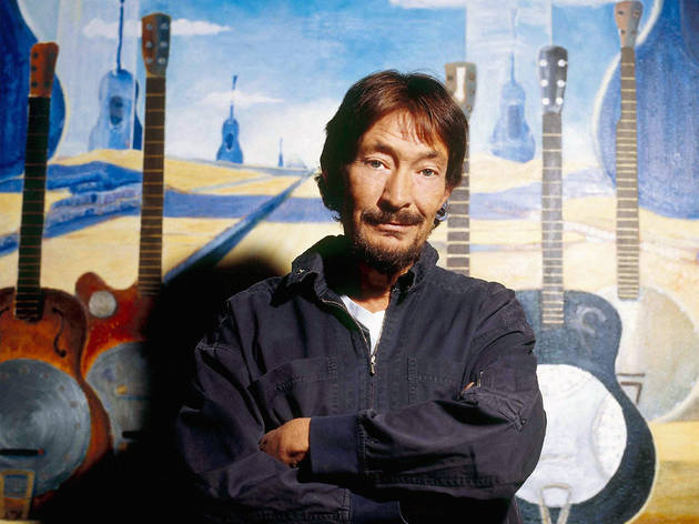 BLUESFEST: Chris Rea