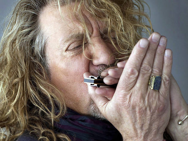 BLUESFEST: Robert Plant And The Sensational Space Shifters