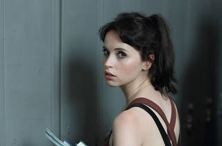 Felicity Jones, Breathe In
