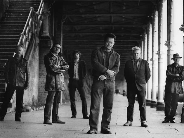 BLUESFEST: James Hunter Six + Dr Feelgood + more