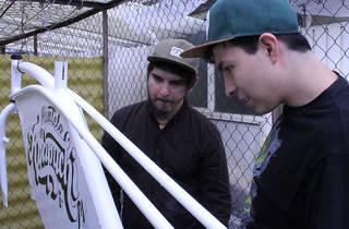 Typebrain y Alan Guzmán (Cortesía del artista)