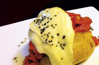 Patata Tata (Preu del plat: 3,20 € )