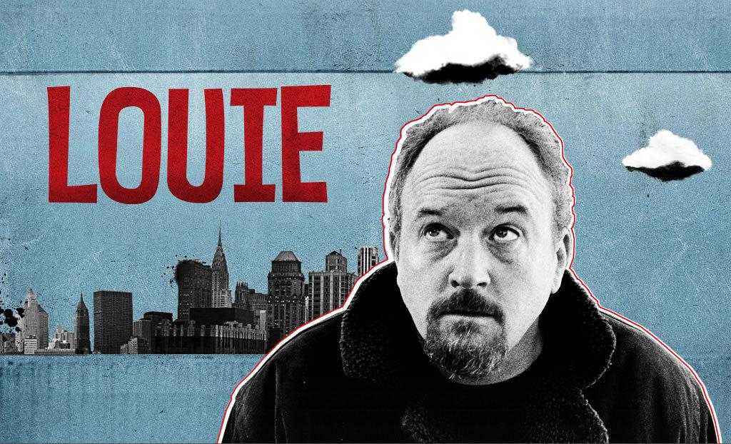 'Louie' série comique