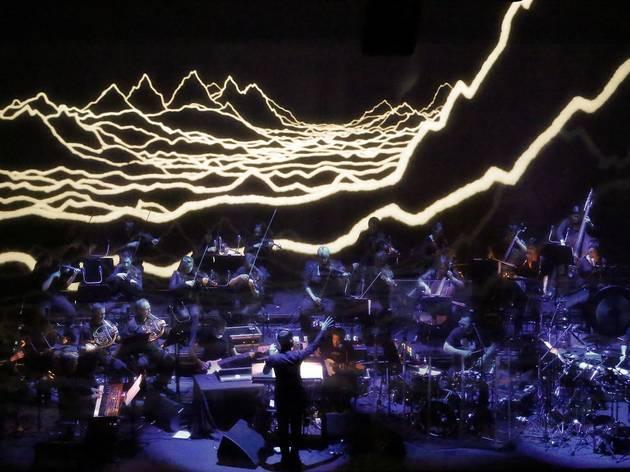 Live Transmission –Joy Division Reworked