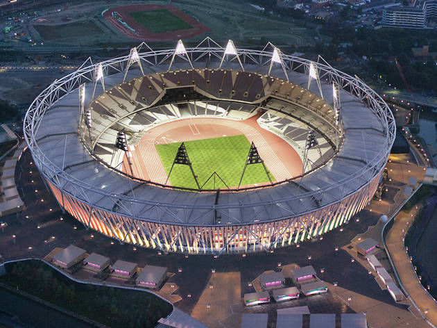 Athletics: London Anniversary Games