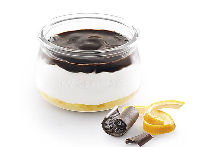 Capricho de yogur (Precio: 2,50 €)