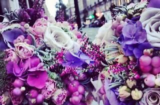 Summer Flower workshop bouquet, press image, 2013