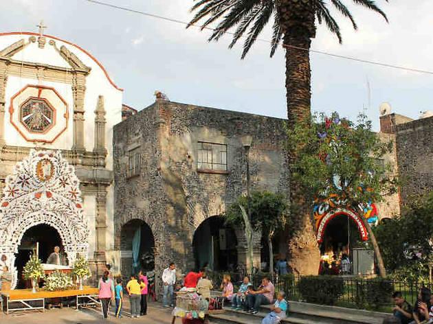 Parroquia San Matías Apóstol