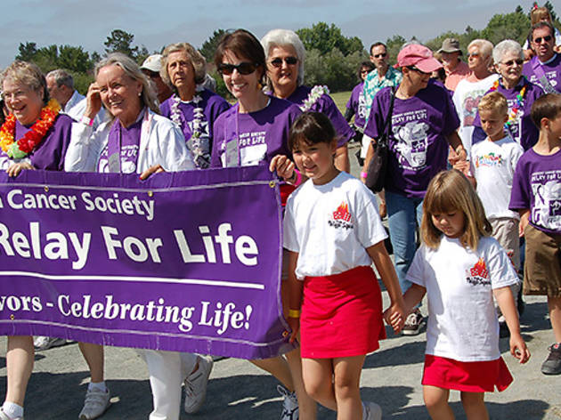 Relay for Life of Santa Monica
