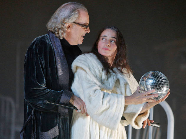 Review: The Master and Margarita at the Fisher Center