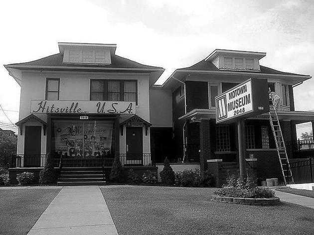 Museu Motown Detroit