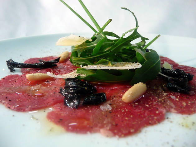 carpaccio inmortales
