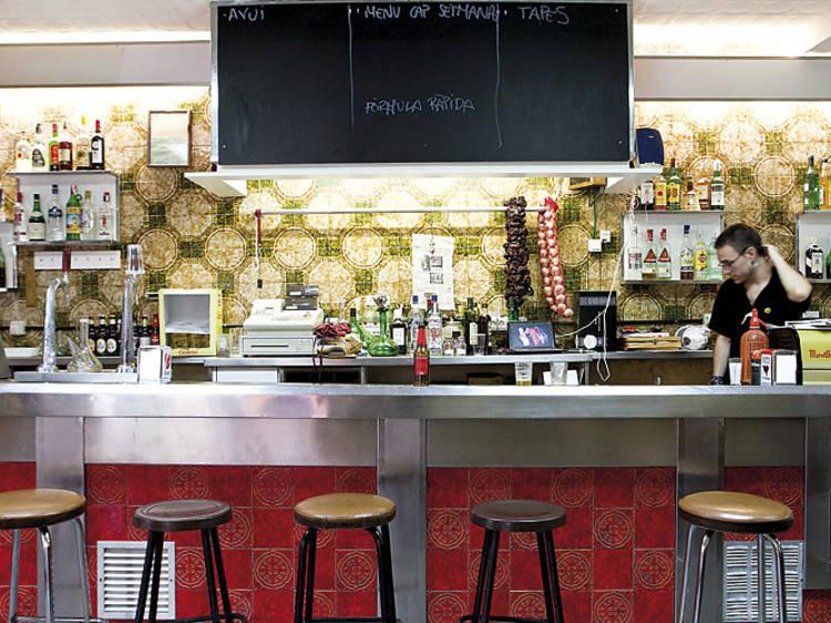 La Barraqueta-Bar Restaurant Resolís