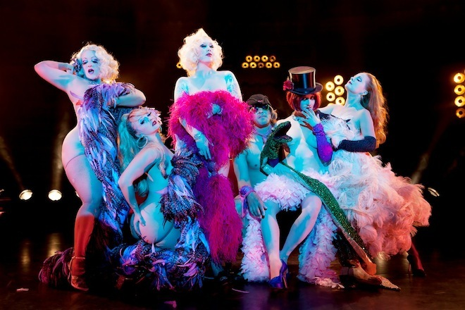 Paris cabaret guide