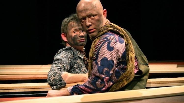 Othello (bye bye) (© Sanne Peper)