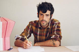 Devendra Banhart at Art Catalogues