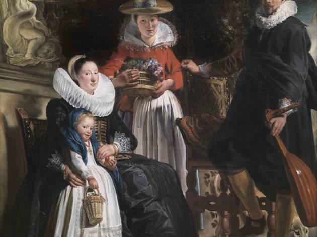 Expo • Jordaens 1593-1678 - La Gloire d'Anvers