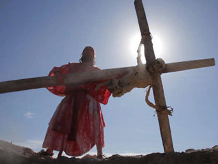 Fist of Jesus, de David Muñoz i Adrià Cardona
