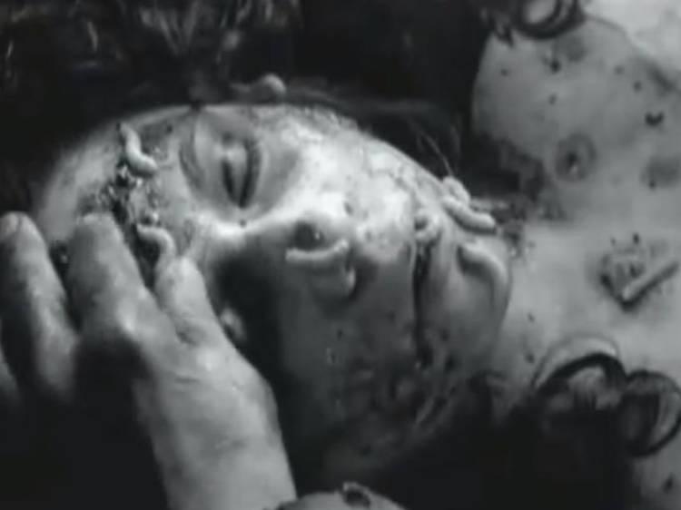 Necrolovers, de Víctor Uribe