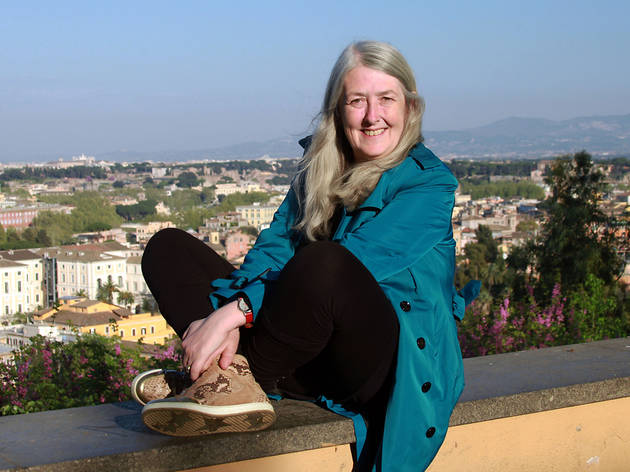 Caligula with Mary Beard
