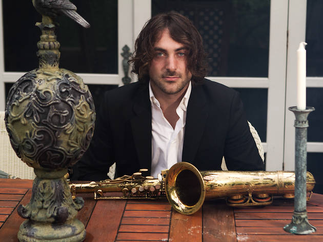 Jamboree Jazz Club Festival: Noah Preminger Trio
