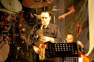 Mas i Mas Festival 2013: Peter King Quartet