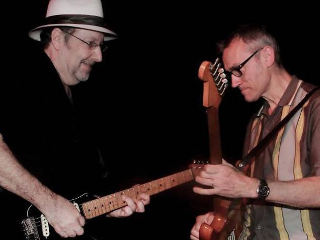 Mas i Mas Festival 2013: Tom Principato & Amadeu Casas Trio