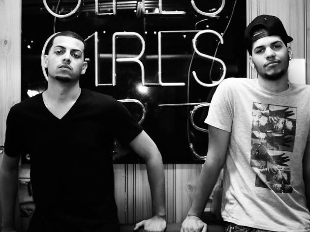 The Martinez Brothers + Smoke Signals