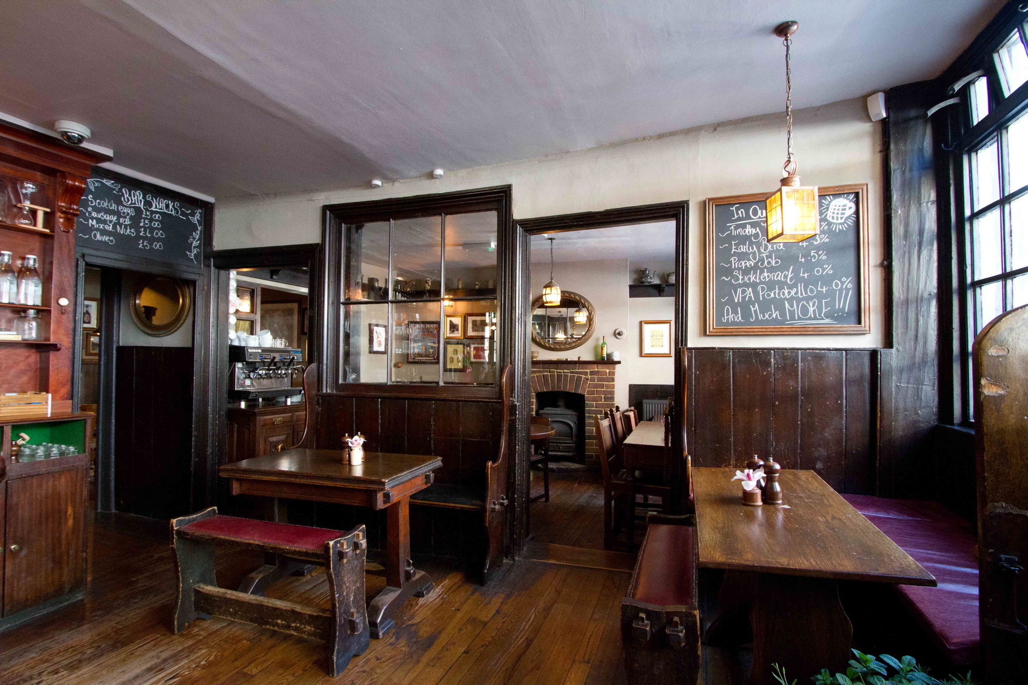 Windsor Castle Bars And Pubs In Kensington London