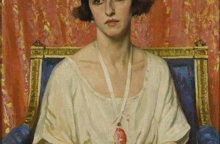 Laura Knight (Lubov Tchernicheva, 1921)