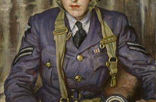 Laura Knight (Corporal JM Robins)