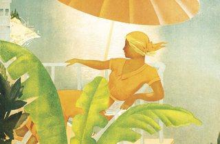 Maria Nesterova ('USSR Health Resorts', 1930s)