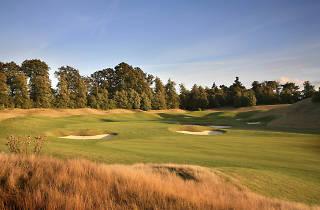 Golf At Hanbury Manor