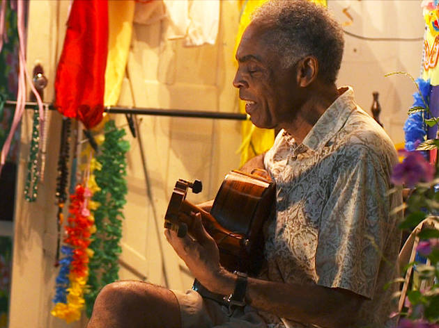 Viramundo: A Musical Journey with Gilberto Gil