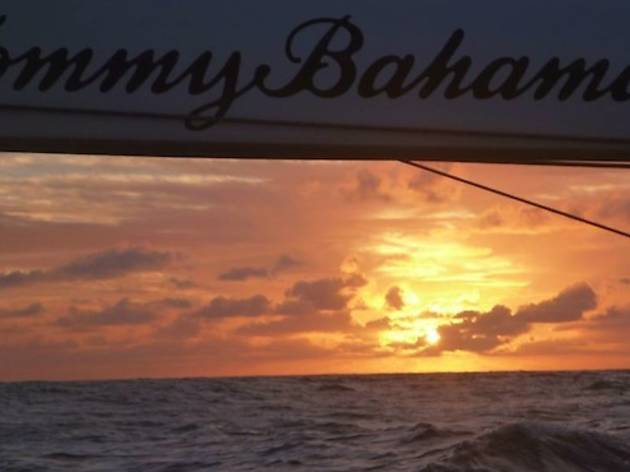 Tommy Bahama summer style event