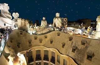 Summer Nights at La Pedrera