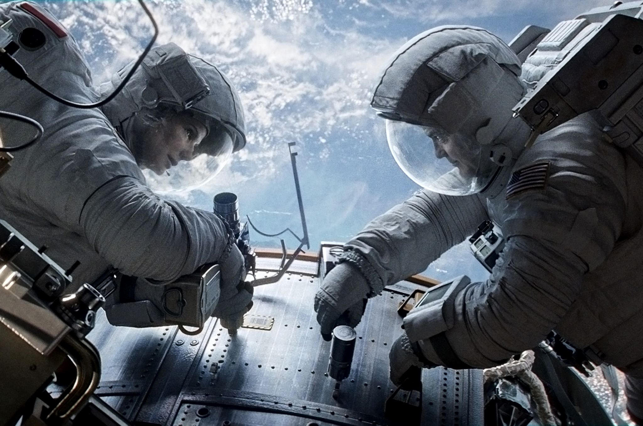 Gravity 2013 Directed By Alfonso Cuaron Film Review