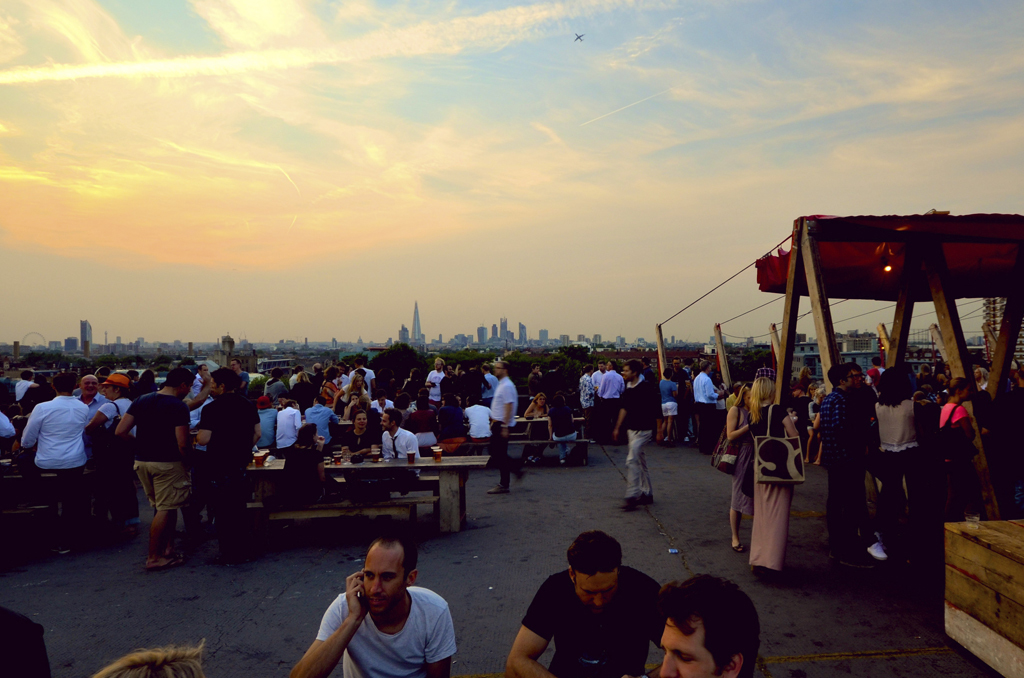 Hello sunshine! Get high at these six summer rooftop pop-ups